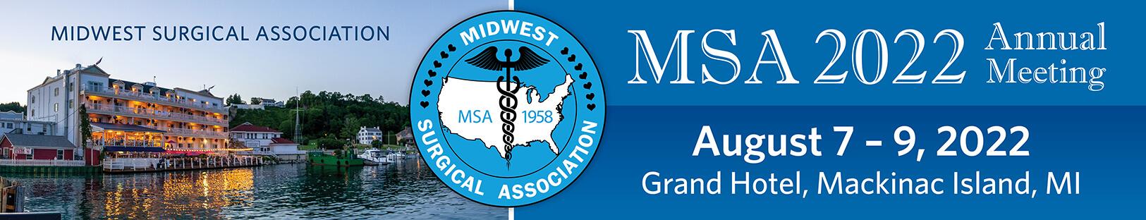 MSA 2022 Banner